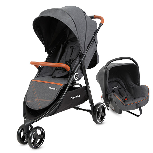 Coche MIDWAY Accesorios Negro